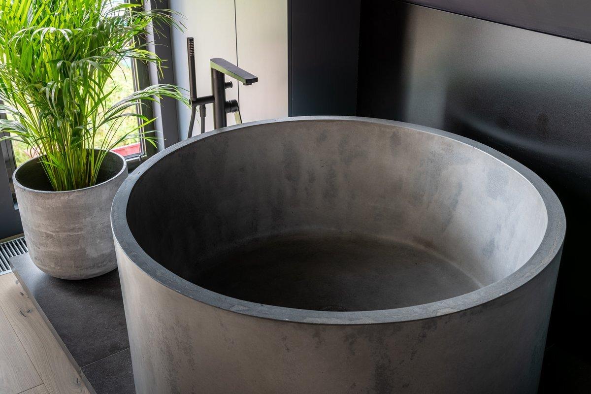 ванна под бетон купить