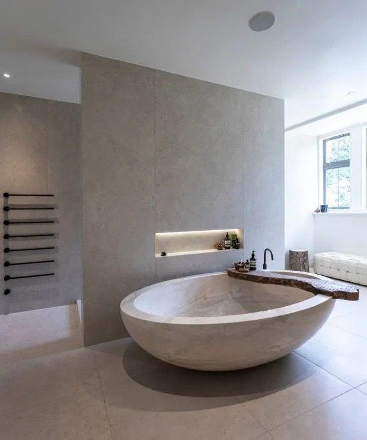 ванны под бетон
