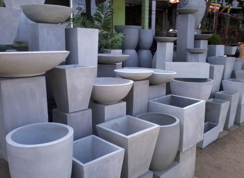 Купить кашпо из бетона оптом бетон в приозерске с доставкой цена за куб купить