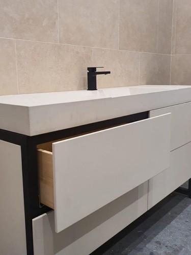 Комплект для ванной комнаты №4