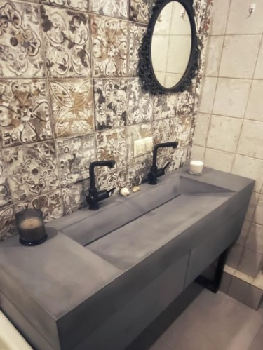 Комплект для ванной комнаты №5